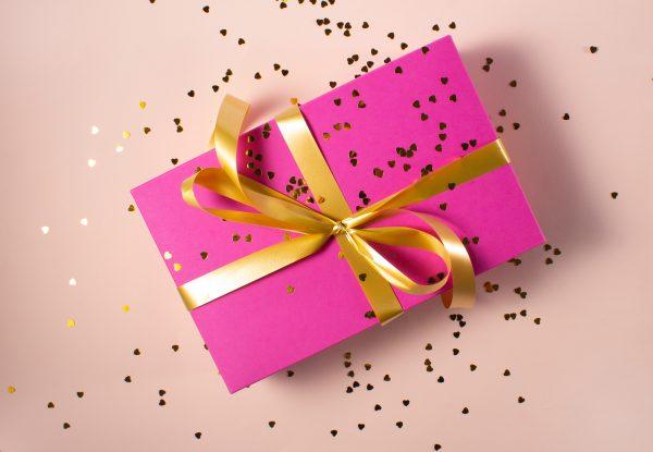 Domiciliar nomina: regalos.