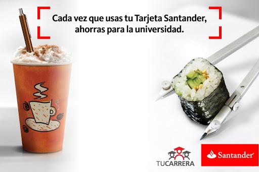 Recompensas Santander con Tu Carrera