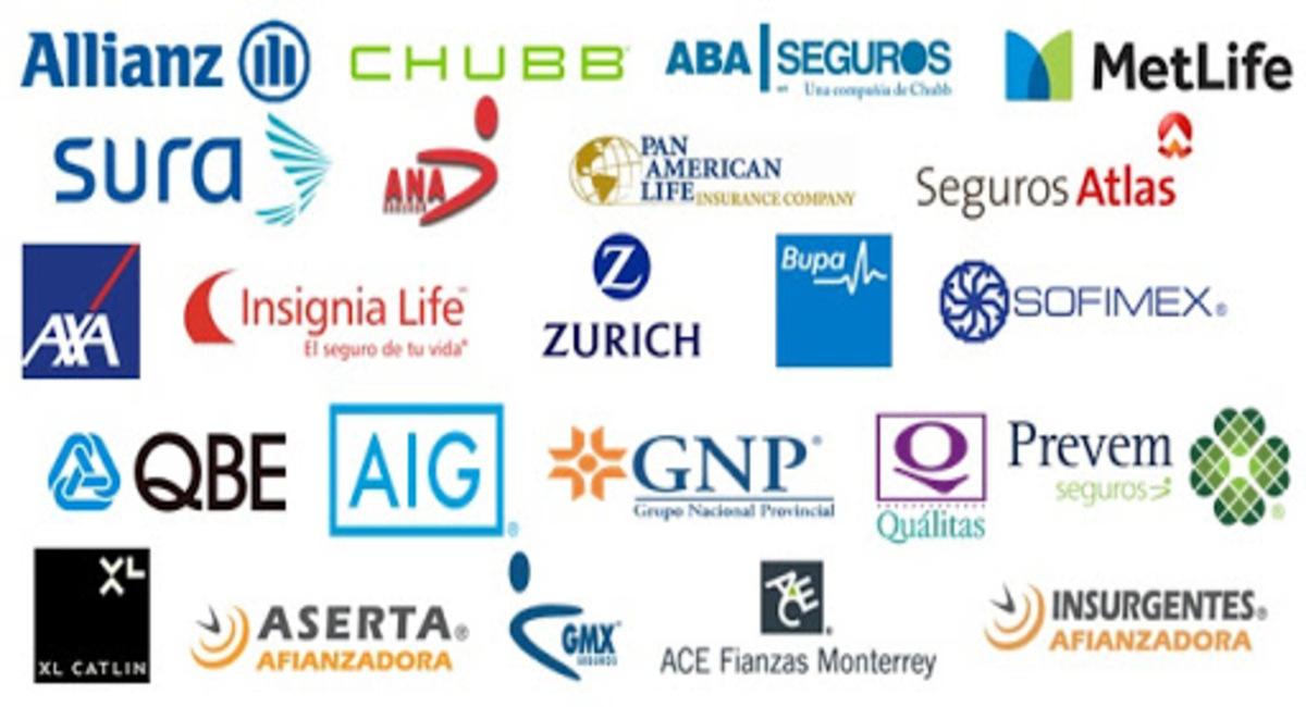 Compañías de seguros de vida en México