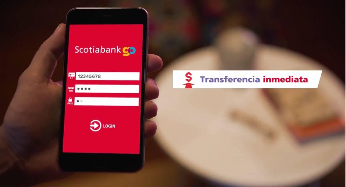 Cuenta digital Scotiabank
