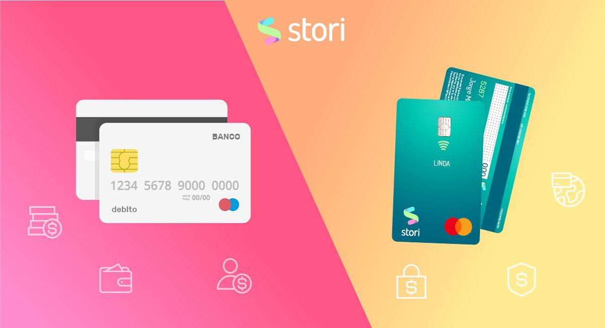 tarjeta de crédito Stori