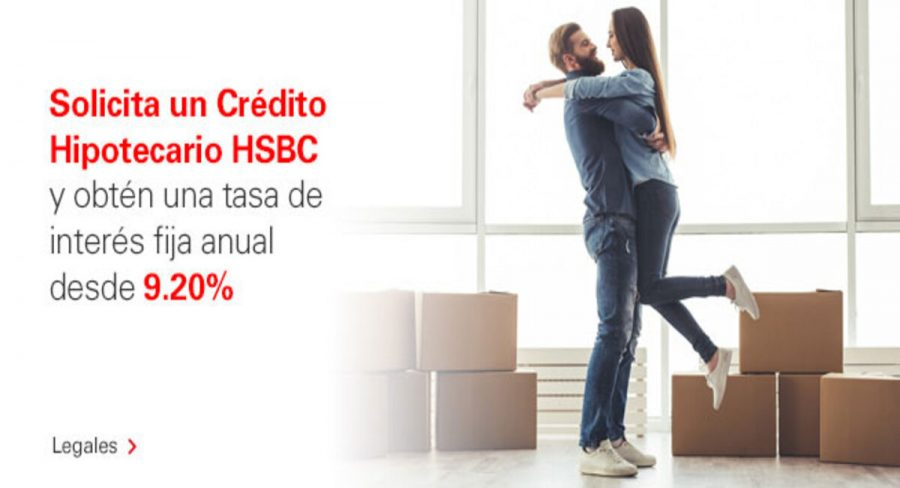 Crédito Hipotecario HSBC Pago Fijo