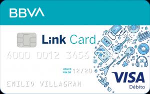 Link Card de BBVA
