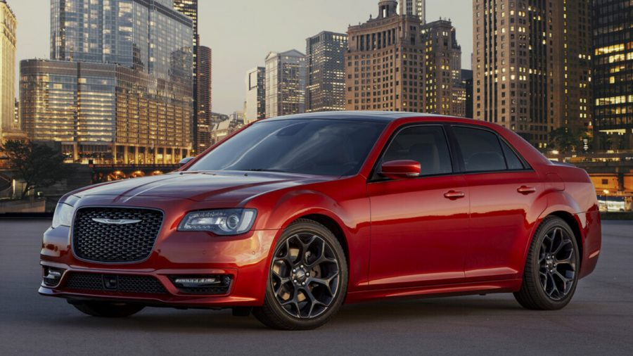 Prueba de manejo Chrysler