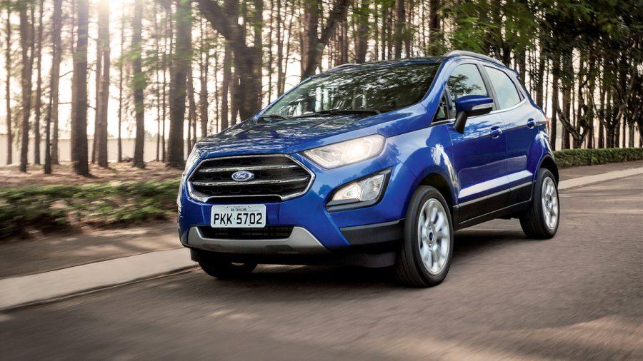 Prueba de manejo Ford